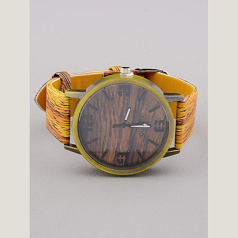 Наручные часы Эко кожа